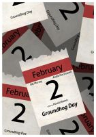 Groundhog Day by patyczak