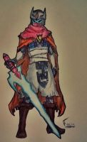 Hyper Light Drifter - The Drifter by facunichea