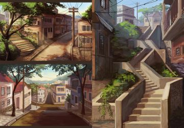 Interzone Brazil concepts by Risachantag
