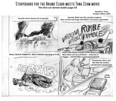 storyboard for the Ariane Tona movie 05 by SteampunkGorgon
