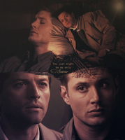 my only saviour (Destiel) by mistofstars