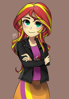 Sunset Shimmer by Kaleloiyisol