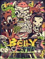 Belly of the Beast by pete-aeiko