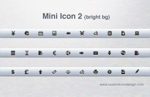 Mini Icon 2 by customicondesign