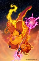 Excell Starfire by DarkerEve