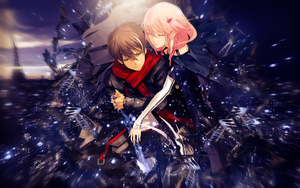 Wallpapers Guilty Crown by XxAjisai-GraphicxX