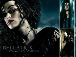 Evil with an Attitude by Vilyane