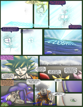 Sonic the Hedgehog Z #15 Pg. 26 February 2017 by CCI545