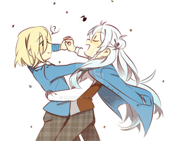 waltz with wataru by narpoop