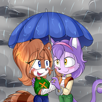 Rain by MeLoDyClerenes