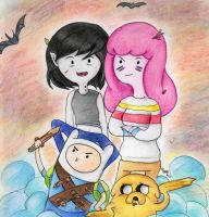 Adventure time - Stakes by ItsmeMelB