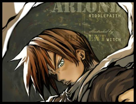 Arlond Riddlefaith new style by serpentwitch
