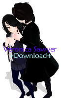 MMD TDA Heathers Veronica +DOWNLOAD+ by RAlice030