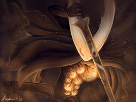 Hollow Knight by Hexabeast