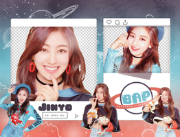 Pack Png 1398 // Jihyo (TWICE) (What Is Love) by BEAPANDA
