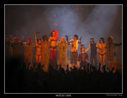 Motley Crue - End of the Show by Keith-Killer