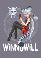Winnowill [Blade and Soul] by Mysteria-Cyber