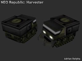 Neo Republic Harvester by DelphaDesign