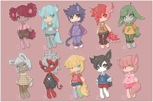 Adopts [Batch 30] [Closed] by Sephiriah