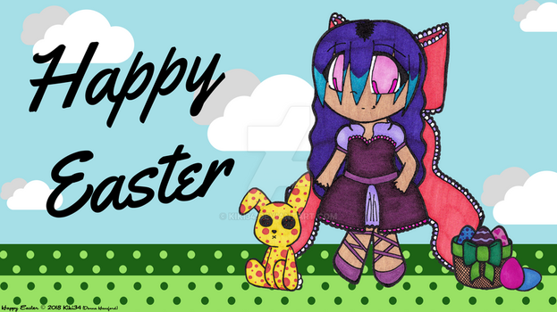 Happy Easter for 2018 by kiki34