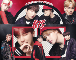 Pack Png 1030 // BTS (Face Yourself) by BEAPANDA