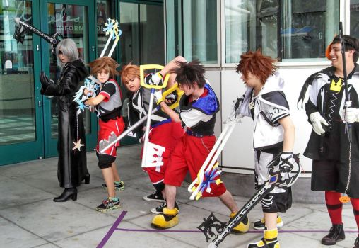Again With The Soras! by Gaara-Sephiroth