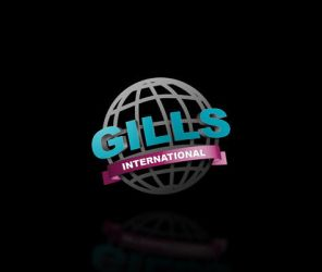 gills international logo by yashesh