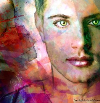 Jensen: Hot Stuff... by Pryate