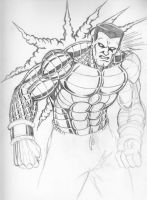 COLOSSUS of the X-MEN by Ragnaroker