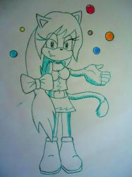:AT: Layla the Hedgecat by princess06