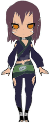 Reina new outfit (Shippuden) by gaarafanlovers