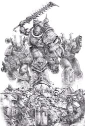 World Eaters by dannycruz4
