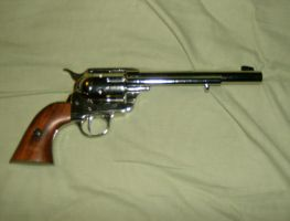 Colt .45 Single Action Army by Animelover400