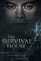 The Survival House // Book Cover by moonxriver