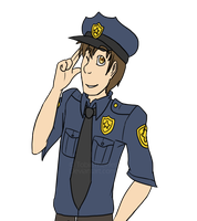 CM - Mr Officer by Pikachu-Noises