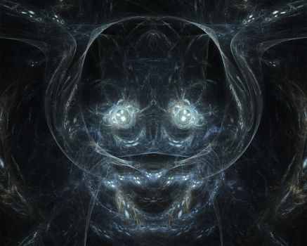 Fractal Face by EliteSniper177