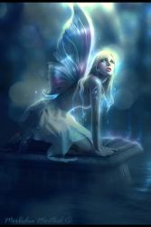 ...The Blue Fairy... by MorbidiaMorthel