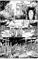 The Man with Many Graves pg.1 by Alf-Alpha