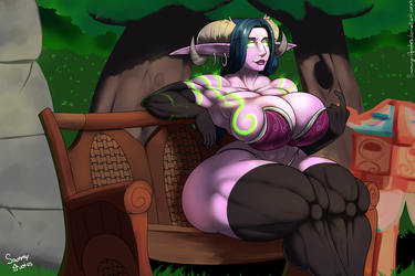 Come sit with me. by Sammy-Upvotes