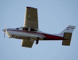 Cessna 177RG Cardinal TakeOff by shelbs2