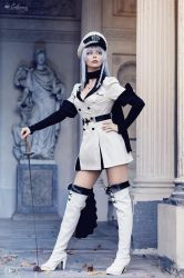 Esdeath - Akame ga Kill II by Calssara