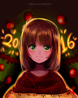 2 0 1 6 by Nouraii