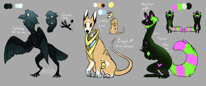 [1 OPEN!] $10 Oneoff Adopts by shujuju