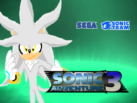 9029561 1 0 Sonic Adventure 3 Silver Wallpaper By