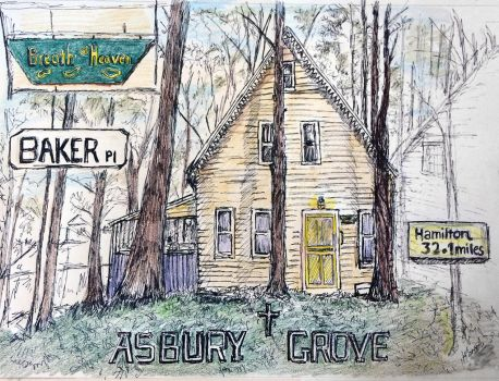 Asbury Grove by KarenAld
