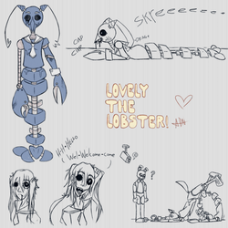 FNAF oc because why not by A-Dreamare