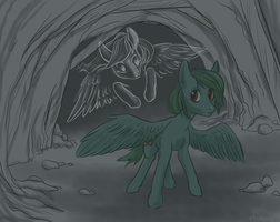 A little deeper by ierf