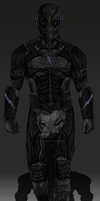 Arrow/Flash Concept: Zoom by IronAvenger1234