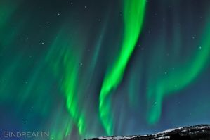 The Northern Lights 2011 by SindreAHN