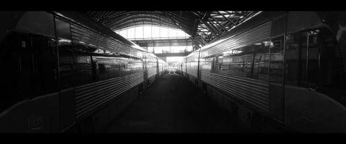 The Trains by tre0001